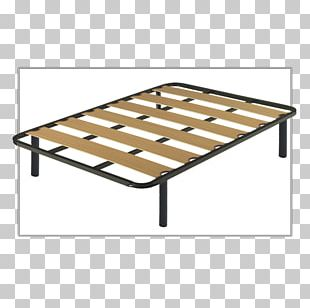 Bed Base Bed Frame Mattress Furniture PNG