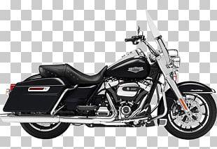 Softail Harley-Davidson Road King Motorcycle Harley-Davidson Twin Cam Engine PNG