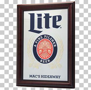 Miller Lite Light Beer Miller Brewing Company Pilsner PNG