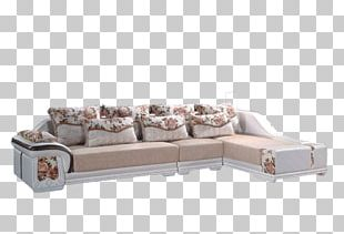 Sofa Bed Couch Table PNG