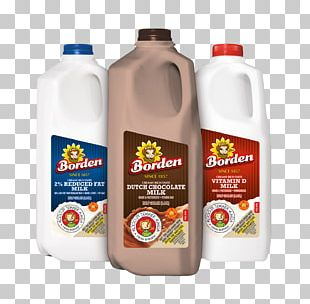 Dairy Products Chocolate Milk Borden Milk Products PNG