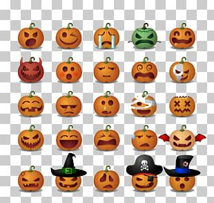 Halloween Jack-o'-lantern Icon PNG
