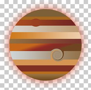 Jupiter Angry Monster Planet Astronomy Of The Day Solar System PNG