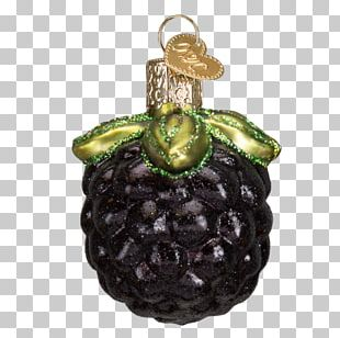 Christmas Ornament Blackberry Christmas Day Tradition PNG