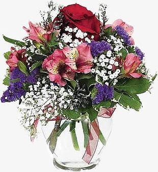 Flower Arranging Flowers Flowers PNG