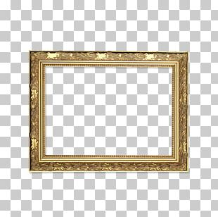 Window Frames Oil Painting Photography PNG