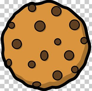 Chocolate Chip Cookie Fortune Cookie Biscuits Cookie Clicker PNG