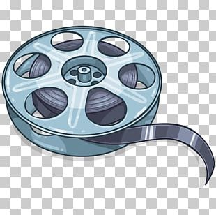 Film Reel-to-reel Audio Tape Recording Cinema PNG