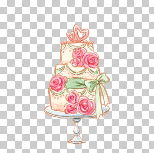 Wedding Cake Chocolate Cake Torte PNG