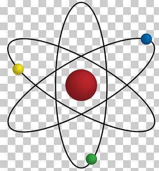 Atomic Nucleus Bohr Model Atomic Theory Hydrogen Atom PNG