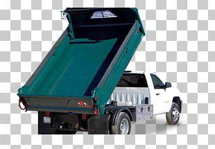 Car Pickup Truck Truck Bed Part Dump Truck PNG