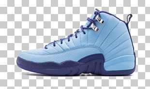 Shoe Sneakers Blue Air Force Air Jordan PNG