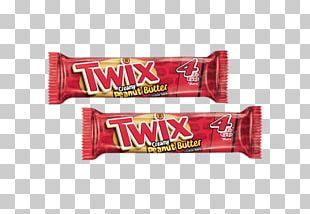 Chocolate Bar Mars Snackfood US Twix Peanut Butter Cookie Bars Cream PNG