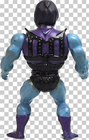 He-Man Action & Toy Figures Skeletor Figurine PNG