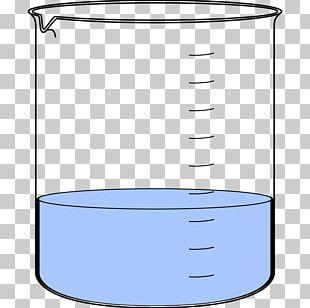 Beaker Laboratory Glassware PNG