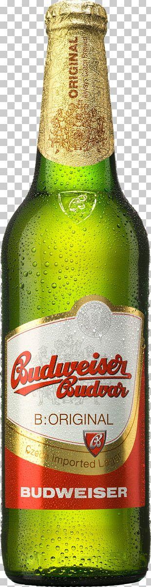 Budweiser Budvar Brewery Beer Lager Pilsner PNG