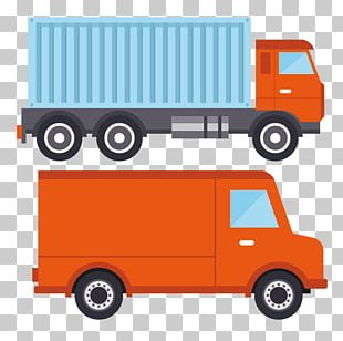 Pickup Truck Car Semi-trailer Truck PNG
