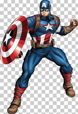 Captain America Superhero Iron Man Luke Cage Red Skull PNG