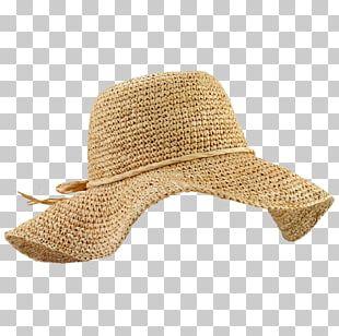 Straw Hat Cap Cowboy Hat Sun Hat PNG