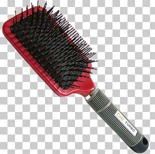 CHI Turbo Paddle Brush CHI Luxury Large Round Brush 1pc CHI Turbo Ceramic Round Nylon Brush Hairbrush PNG