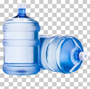 Distilled Water Bottled Water Gallon Carbonated Water PNG