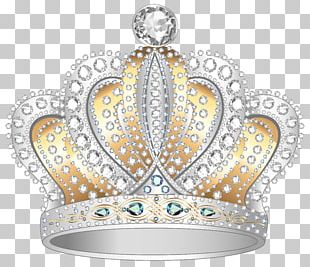Crown Diamond Tiara Stock Illustration PNG