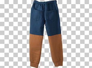Waist Shorts Cobalt Blue Jeans Pants PNG