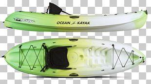 Ocean Kayak Frenzy Kayak Fishing Recreational Kayak Canoe PNG