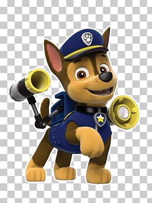 Puppy Dog Cap'n Turbot Paper Patrol PNG