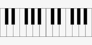 Keyboard Music PNG