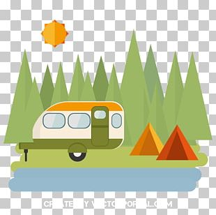 Camping Tent PNG