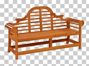 Garden Furniture Bench Couch PNG