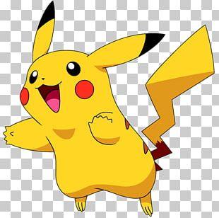 Pikachu Pokémon Yellow Ash Ketchum Pokémon GO PNG