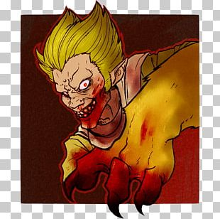 Demon Cartoon Fiction Legendary Creature PNG