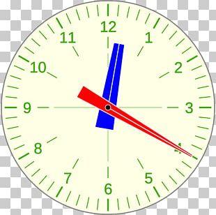 Clock Face Hour Manecilla Matemáticas En La Esfera Del Reloj PNG