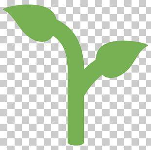 Emojipedia Seedling What If It's Us Sticker PNG