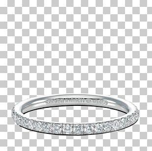 Wedding Ring Diamond Eternity PNG