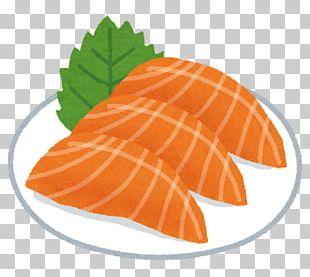 Sashimi Sushi Smoked Salmon Chum Salmon Food PNG