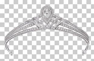 Tiara Jewellery Crown Headpiece Chaumet PNG