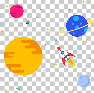 Outer Space Solar System PNG