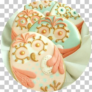 Frosting & Icing Petit Four Biscuits Sugar Cookie Cookie Decorating PNG