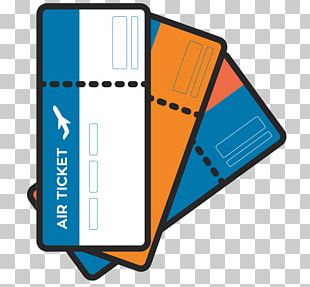 Air Travel Airplane Flight Airline Ticket Boarding Pass PNG