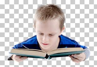 Reading Book Student Child PNG