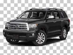 Car 2017 Toyota Sequoia Sport Utility Vehicle 2016 Toyota Sequoia Limited PNG