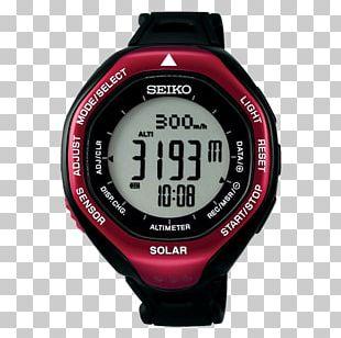 セイコー・プロスペックス Seiko Solar-powered Watch Quartz Clock PNG