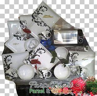 ParselMart Food Gift Baskets Ceramic Christmas PNG