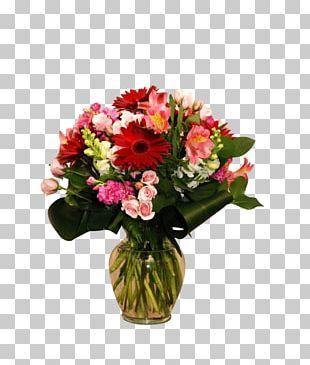 Cut Flowers Floristry Flower Bouquet Floral Design PNG