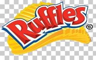 Ruffles Logo Potato Chip Advertising Food PNG