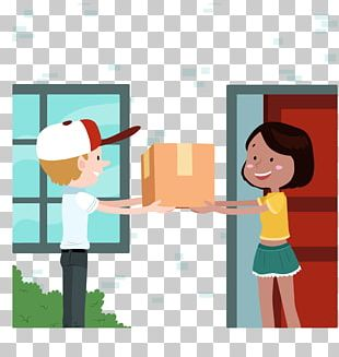 Delivery Courier Logistics Business Freight Transport PNG