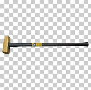 Pickaxe Splitting Maul Sledgehammer Handle PNG